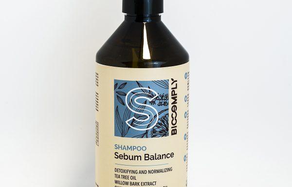 Champú sebum balance biocomply